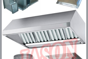 Hệ thống hút mùi công nghiệp chất lượng với Giang Sơn.