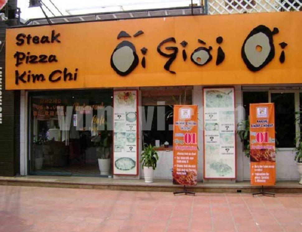 Biển quảng cáo độc đáo chỉ có ở Việt nam