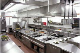 Gợi ý cách xây dựng bếp công nghiệp nhà hàng