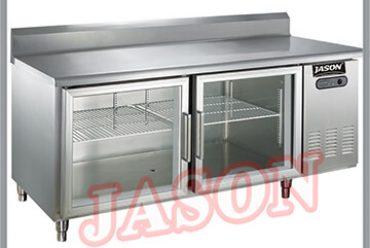 Thiết kế, cung cấp, lắp đặt bàn lạnh inox công nghiệp
