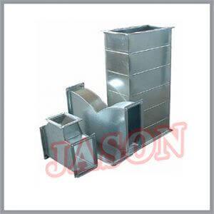 Ống dẫn khói vuông | Ống hút vuông tôn hoa