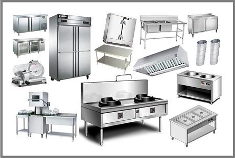thiết bị bếp công nghiệp inox