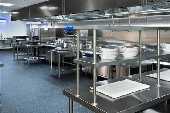 Tìm hiểu về cách thiết kế hệ thống bếp công nghiệp tiên tiến