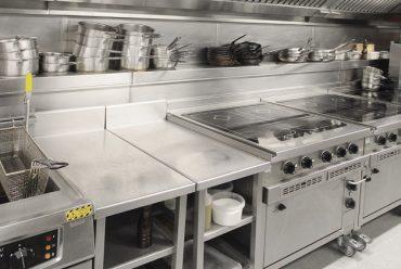 Những lưu ý về an toàn khi sử dụng bếp ga công nghiệp