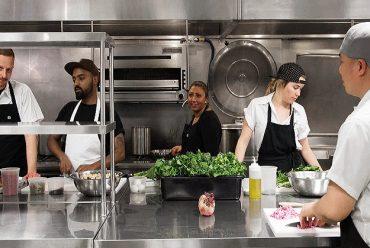 Hướng dẫn thiết kế bếp công nghiệp khách sạn chất lượng cao