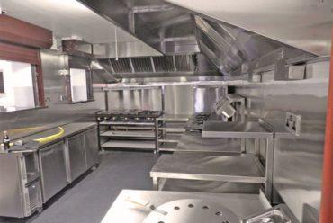Thiết bị bếp công nghiệp & những ứng dụng