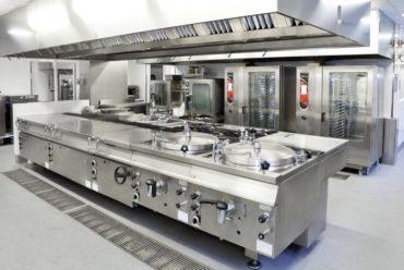Lắp đặt thiết bị bếp ăn công nghiệp chính hãng