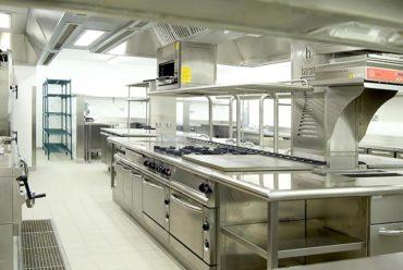 Hệ thống bếp công nghiệp & những lưu ý khi sử dụng