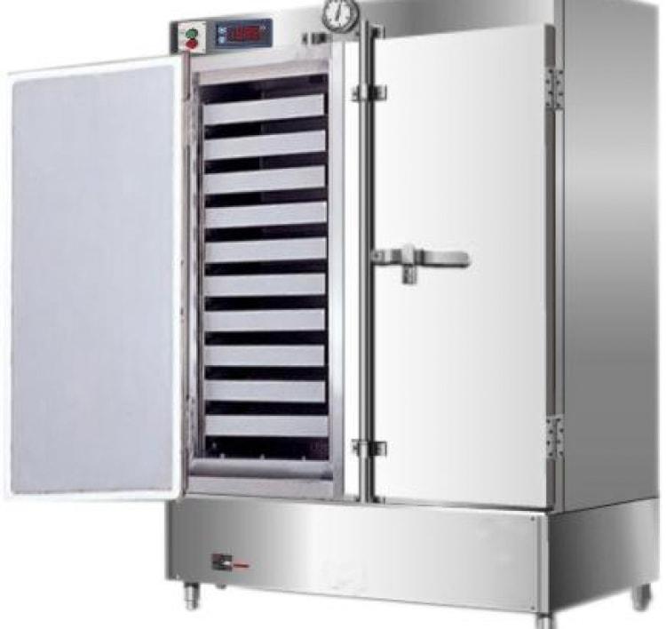 Tủ nấu cơm công nghiệp đảm bảo chất lượng và sức khỏe cộng đồng.